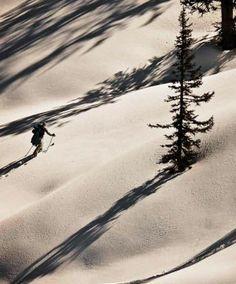 So in etwa waren gestern die Verhältnisse am Sonnenkopf nachdem ich bei http://www.milanovic.at/skiverleih meine Skitourenskier ausgeliehen habe
