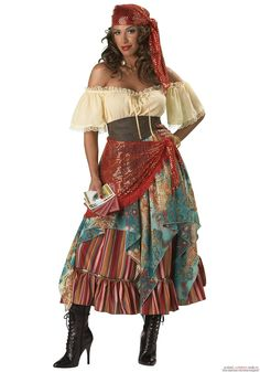gypsy costume gypsy costume fortune teller adult a gypsy costume is a great idea for halloween a child of any age or an adult can dress as a gypsy - Best Halloween Costumes Female