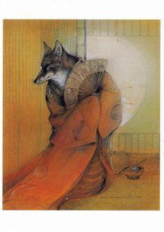 Inari, by Susan Seddon-Boulet