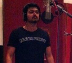 Vijay sings again