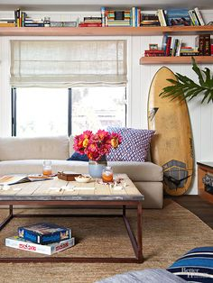 13 spaces from an incredibly chic mobile home that are sure to leave you jaw-dropped.