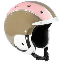 Bogner Ski Helmet Racing Sand - Womens Ski Helmet