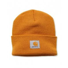 c5b17cd4eacb1 Carhartt hats for men and women - soft acrylic watch caps and beanies with  logos in a range of colours from Dungarees Online.
