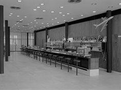 Lobby bar v 60. letech minulého století