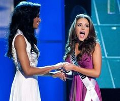 Holly wood News: Miss USA Pageant 'Fixed': Sheena Monnin To Pay Donald Trump's Organization $5m