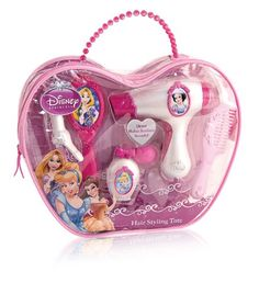 Disney Princesse – 210691 – Jeu d'imitation – Nécessaire de Coiffure – Styling Tote | Your #1 Source for Toys and Games