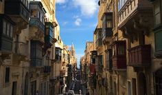 Malta was a country I had heard a lot about. It's beautiful people would tell me but it wasn't the landscape that left a lasting impression on me.
