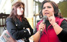 Ana Jara y Carmen Omonte se enfrenta en las redes por 'pañales'