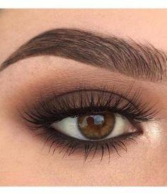 Makeup for brown eyes #makeup #brown #eyes #forbrowneyes