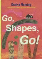 """Read """"Go, Shapes, Go! with audio recording"""" by Denise Fleming available from Rakuten Kobo. Join a group of fun-loving shapes as they collaborate and create in this picture book from a Caldecott Honoree. Fun Moves, Finger Plays, New Children's Books, Author Studies, Children's Picture Books, Story Time, Book Activities, Educational Activities, Book Recommendations"""