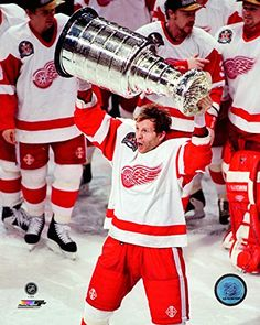 Red Wings Vladimir Konstantinov Poster