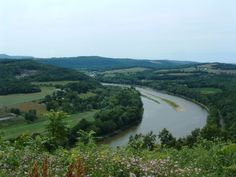 Wyalusing Rocks - Today, The Great Warriors Path is followed by S.R. 1043 from Athens to North Towanda; U.S. 6 through Towanda and Wysox, over the Wyalusing Rocks, and through Wyalusing, Meshoppen, and Tunkhannock; Pa. 92 through Falls; U.S. 11 through Kingston, West Nanticoke, Shickshinny, Berwick, Bloomsburg, Danville, and Northumberland; and Pa. 147 across the East Branch of the Susquehanna to Sunbury.