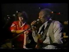 Muddy Waters & The Stones - Baby Please Don't Go Stones get up from the audience at The Checkerboard Lounge in Chicago, late 1970s .  RARE footage