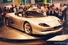 BMW Nazca (1992) concept sports car @ The 1992 Sydney Motor Show