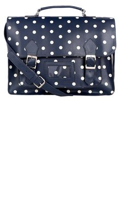 Primark Spotty Satchel