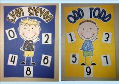 even Steven odd Todd posters