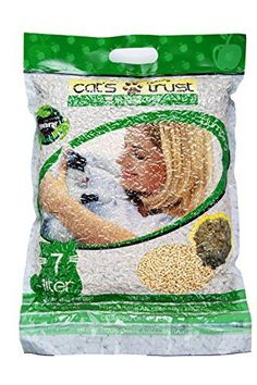 Cats Trust CornTofu Cat Litter Apple 725lbs7Liter >>> Find out more about the great product at the image link.