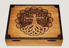 Tree of Life Box by llinosevans