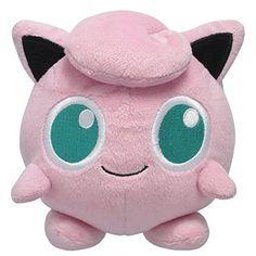 "Sanei Pokemon All Star Series Jigglypuff Stuffed Plush, 5"" Sanei http://www.amazon.com/dp/B015XSPF1M/ref=cm_sw_r_pi_dp_9TdSwb1E9K0B4"