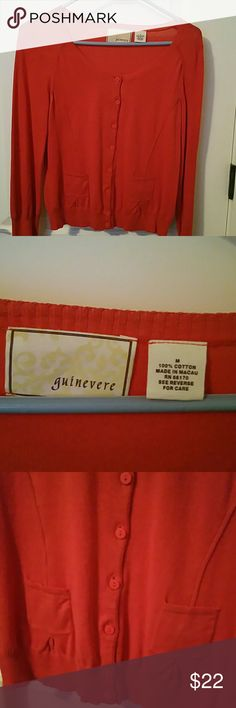 Guinevere anthropologie medium Lightweight long sleeve sweater bought from Anthropologie hardly worn Tops