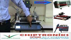 Learn How BGA Machine Work and get hands on training on BGA Machine...!!!  Join Now..!!!  Complete Training Program on BGA machine at www.Chiptroniks.com