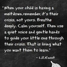 Great advice for guiding teens, as well. This is GOOD! #wisdom #parenting