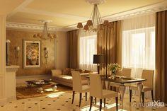 Интерьер гостиной в таунхаусе: интерьер, квартира, дом, гостиная, эклектика, 30 - 50 м2 #interiordesign #apartment #house #livingroom #lounge #drawingroom #parlor #salon #keepingroom #sittingroom #receptionroom #parlour #eclectic #30_50m2 arXip.com