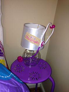 Diy Doc Mcstuffins Lamp