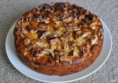 Сметанный пирог с яблоками - рецепт с фото на Повар.ру