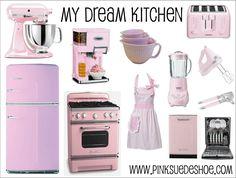 Todo en rosa por que no!!