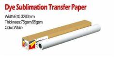 24inch seca instantánea, 36inch, 44inch # no rizo de transferencia de sublimación 110gsm PAPEL de alta velocidad de impresión http://feiyuepaper.com/product/instant-dry-non-curl-110gsm-fast-dry-sublimation-paper/