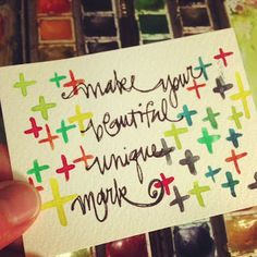 make your mark That's What She Said, Make Your Mark, Affirmations, Wisdom, Make It Yourself, Sayings, Quotes, Quotations, Lyrics
