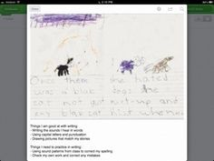 Digital Portfolios and Student Lead Conferences (Evernote)