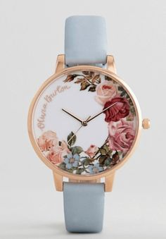 Watch Obsession Not everyone is into watches, but I personally love them. As someone who doesn't wear too much of other types of jewelry, watches are a great way to