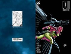 First Look Dark Knight III: The Master Race #6