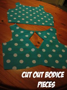 The Pineneedle Collective: DIY: Circle Skirted Dress