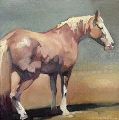 """Big and Blond"" donation to Windows of the West, Estes Park, CO June 2017 Horse Paintings, Paintings I Love, Animal Paintings, Pastel Paintings, Horse Drawings, Animal Drawings, Painting Inspiration, Art Inspo, Watercolor Horse"