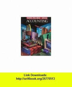 Accounting (9780538839334) Carl S. Warren, Philip E. Fess, James M. Reeve , ISBN-10: 0538839333  , ISBN-13: 978-0538839334 ,  , tutorials , pdf , ebook , torrent , downloads , rapidshare , filesonic , hotfile , megaupload , fileserve