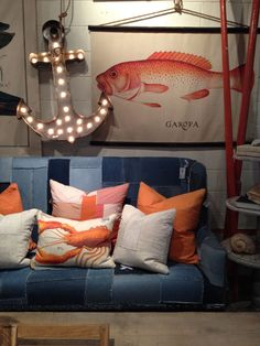 Do you like the nautical home decor trend? Vote now on HGTV's Design Happens blog! (http://blog.hgtv.com/design/2014/04/11/nautical-and-coastal-home-decor-trend/?soc=pinterest)