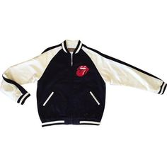 Rolling Stones Satin Jacket