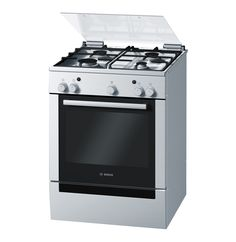 BOSCH 600 mm 4 Burner Gas Stove Stainless steel - Lowest Prices & Specials Online | Makro