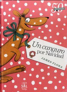 """""""Un canguro por Navidad"""" es una obra mundialmente famosa ahora reeditada y editada por primera vez por la editorial Lata de Sal y su original idea de rescatar clásicos imprescindibles que deben estar en nuestra biblioteca."""