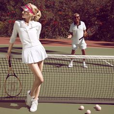 Tennis Anyone? Shop US Open Style