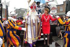Sinterklaas, Burgermeerter en Spaanse edellieden in Helmond