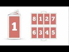 Quick Tip: Using the Print Booklet Feature in Adobe InDesign - Tuts+ Design & Illustration Tutorial Magazine Design Inspiration, Graphic Design Inspiration, Graphic Design Branding, Typography Design, Illustrator Tutorials, Ai Illustrator, Creative Suite, Vintage Typography, Graphic Design Tutorials