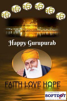 Wish u all Happy Gurupurab of Dhan dhan shri Guru Gobind Singh g . May u all get blessings of Guruji on this day.