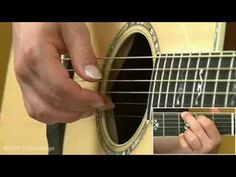 ▶ Common Fingerpicking Patterns Part 1 - YouTube