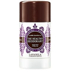 LAVANILA The Healthy Deodorant Vanilla Blackberry 2 oz