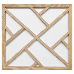 Screen Tight Screen WCNDINS36 Woodcraft Chippendale Wood Door Insert
