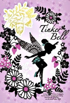 Disney Fairies: Tinkerbell:)